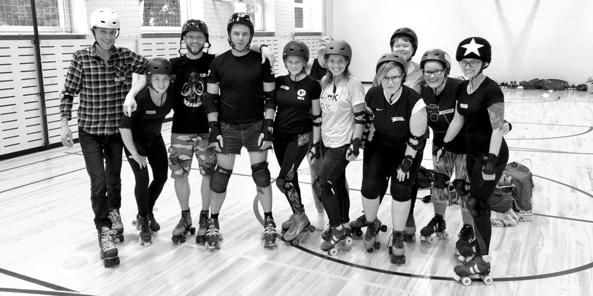 roller derby people
